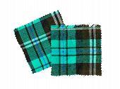 Scottish Checked Fabric