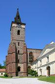 Benedictine Abbey Sazava Cloister, Czech Republic