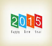 happy new year trim paper 2015