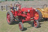 Old Tractor Farmall