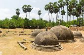 Ancient Mysterious Stupas