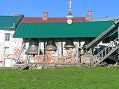 Bells of Solovetsky monastery