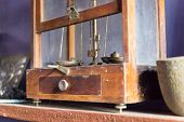 Antique Weighing Apparatus
