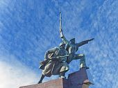 picture of iwo  - Monument to defense of Sevastopol in the second world war 1941 - JPG