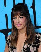 LOS ANGELES - NOV 20:  Lindsay Sloane arrives to the