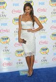 LOS ANGELES - AUG 10:  Shay Mitchell arrives to the Teen Choice Awards 2014  on August 10, 2014 in Los Angeles, CA.