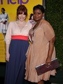LOS ANGELES - AUG 09:  BRYCE DALLAS HOWARD & OCTAVIA SPENCER arrives to the