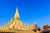 Pha That Luang.