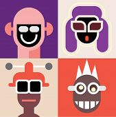 Vector Avatars