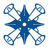 Pen Loudspeaker Symbol