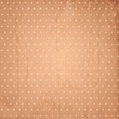 Vintage background with dots