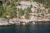 Landscape In The Oslofjord