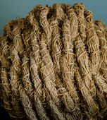 Twine And Wicker Ball