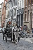 Brugge - Carriage Ride