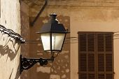 Streetlight On Majorca