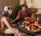 Thanksgiving Reenactment