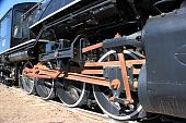 Steam Locomotive's Driving Force
