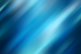 image of blue  - Blue motion blur abstract background - JPG