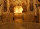 Mezquita Cathedral in Cordoba - Spain