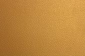 Gold Fake Leather Pattern