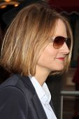 LOS ANGELES - MAY 7:  Jodie Foster arriving at the