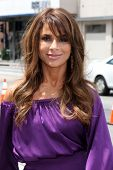 LOS ANGELES - MAY 8:  Paula Abdul, one of the talent judges,  arriving at the