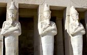 Staues Of Queen Hatshepsut