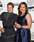 NEW YORK - DECEMBER 06:  Ali Wentworth and Mariska Hargitay   attend the 20th Anniversary Celebratio