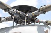 Rotor del helicóptero