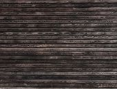 Dark wood wall background