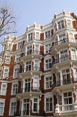 Old english stylish apartments