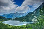 Lake In National Park Pirin, Bulgaria