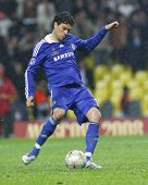 Michael Ballack at the Champions League Final held at Luzhniki Stadium Moscow 21 May 2008 and contested by Manchester United v Chelsea FC