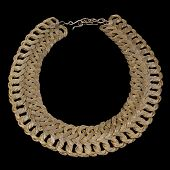 Chain Rope Necklace