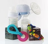 foto of breast-pump  - An automatic Breast pump for child  - JPG