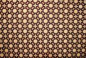 Abstract Moorish Background