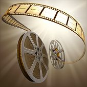 Film Reel / Backlight