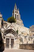 Church Of Saint Emilion