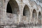 Brick arches Paddington