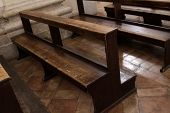 Well Used Church Pews