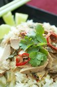 Thai Green Curry Fish