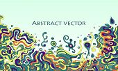 Vector Doodle Background With Space For Your Text