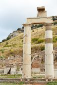 pic of artemis  - The old ruins of the city of Ephesus in modern day Turkey - JPG