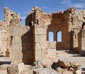 Halabiya Roman Fortress in  Syria