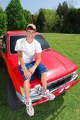 Truck Teen