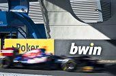 Danial Ricciardo - F1 Test Jerez 2012