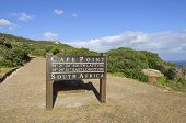 Cape Point Sign, South Africa