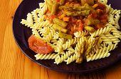 Pasta With Asparagus Sauce