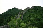 Great Wall in north china