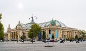 The Grand Palais Des Champs-elysees. Paris, France